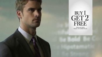 JoS. A. Bank Buy One, Get Two Free TV Spot, 'Suits' - Thumbnail 4