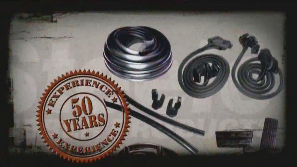 Meineke Oil Change >> Steele Rubber Products TV Commercial, 'For Over 50 Years ...