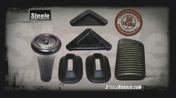 Steele Rubber Products TV Spot, 'For Over 50 Years' - Thumbnail 5