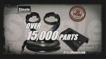 Steele Rubber Products TV Spot, 'For Over 50 Years' - Thumbnail 6