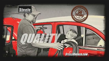 Steele Rubber Products TV Spot, 'For Over 50 Years' - Thumbnail 8