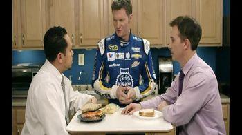Kelley Blue Book TV Spot, 'Dale Earnhardt, Jr., the KBB Price Advisor' - 49 commercial airings