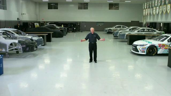 Hisense TV TV Spot, 'Joe Gibbs Racing' Ft. Denny Hamlin and Joe Gibbs - Thumbnail 1