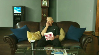 Hisense TV TV Spot, 'Joe Gibbs Racing' Ft. Denny Hamlin and Joe Gibbs - Thumbnail 8