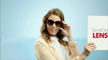 LensCrafters Lens Event TV Spot, 'See the Difference' - Thumbnail 1
