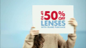 LensCrafters Lens Event TV Spot, 'See the Difference' - Thumbnail 2