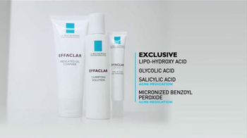 La Roche-Posay Effaclar TV Spot, 'Europe's Top Acne Treatment Brand' - Thumbnail 3