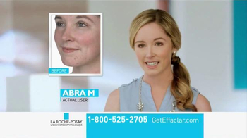 La Roche-Posay Effaclar TV Spot, 'Europe's Top Acne Treatment Brand'