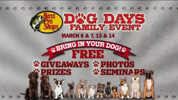Bass Pro Shops Dog Days Family Event and Sale TV Spot, 'Power Pros' - Thumbnail 7