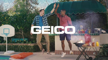GEICO TV Spot, 'High Five: Unskippable'