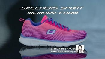 Skechers Sport con Memory Foam TV Spot, 'Única' Con Demi Lovato [Spanish] - Thumbnail 8