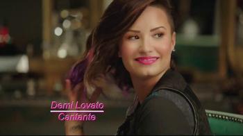 Skechers Sport con Memory Foam TV Spot, 'Única' Con Demi Lovato [Spanish] - Thumbnail 2