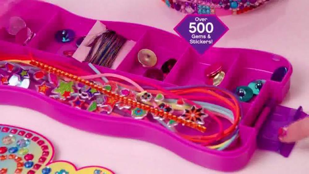 Cra Z Art Shimmer N Sparkle Crystal Craze Tv Commercial