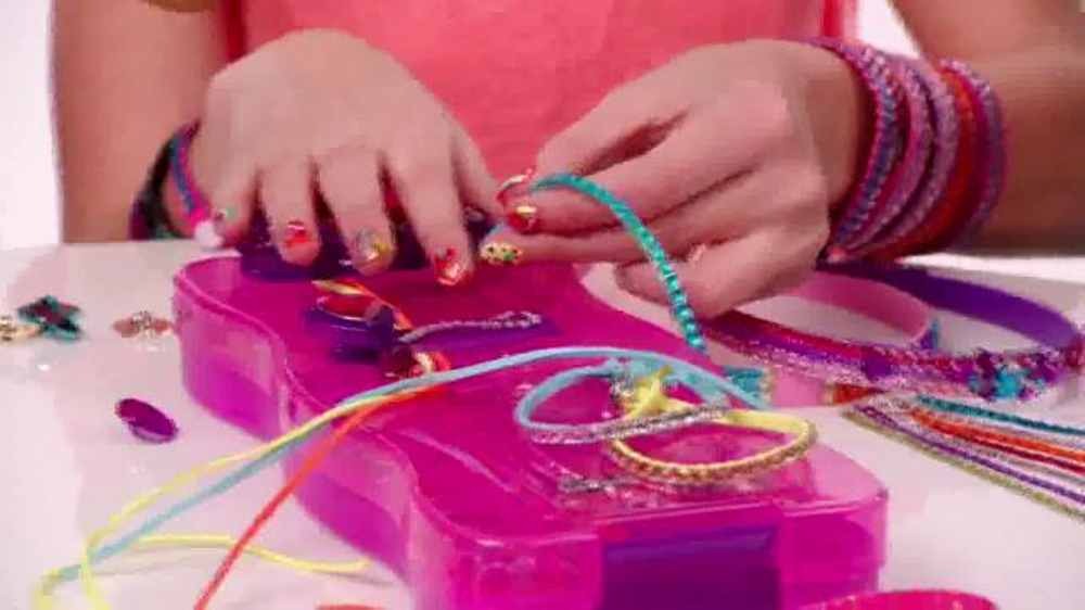 Cra Z Art Shimmer N Sparkle Crystalcraze Tv Commercial