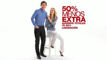 Macy's Venta de un Día Sábado TV Spot, 'Primavera' [Spanish] - Thumbnail 3
