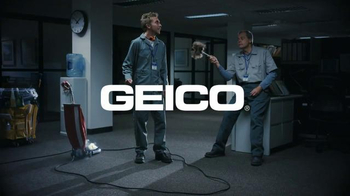GEICO TV Spot, 'Cleaning Crew: Unskippable' - Thumbnail 6
