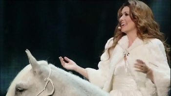 Shania Twain, 'Shania: Still the One Live From Las Vegas DVD' TV Spot