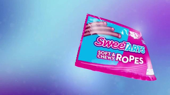 SweeTarts Soft & Chewy Ropes TV Spot, 'Delicious Possibilities' - Thumbnail 9