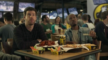 Buffalo Wild Wings TV Spot, 'Pizza to Your Home?' Feat. Stephen Rannazzisi - Thumbnail 1