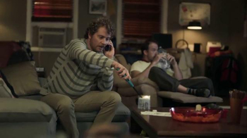 Buffalo Wild Wings TV Spot, 'Pizza to Your Home?' Feat. Stephen Rannazzisi - Thumbnail 2