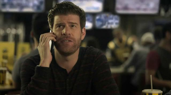 Buffalo Wild Wings TV Spot, 'Pizza to Your Home?' Feat. Stephen Rannazzisi - Thumbnail 3