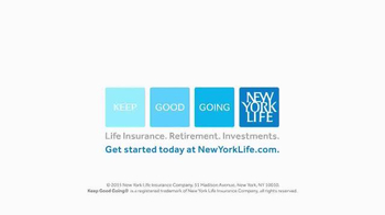 New York Life TV Spot, 'Keep Good Going: GoGoGo' - Thumbnail 9