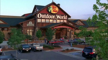 Bass Pro Shops Spring Into Savings Sale TV Spot, 'More Than a Store' - Thumbnail 2