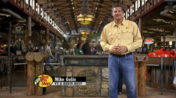 Bass Pro Shops Spring Into Savings Sale TV Spot, 'More Than a Store' - Thumbnail 4