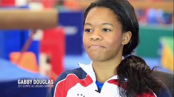 USA Gymnastics TV Spot, 'Gabby Douglas' - 10 commercial airings