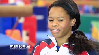 USA Gymnastics TV Spot, 'Gabby Douglas' - Thumbnail 2