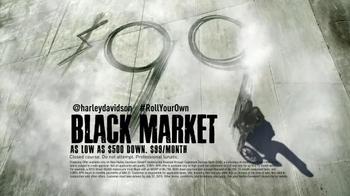 Harley-Davidson TV Spot, 'Black Market' - Thumbnail 9