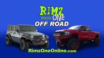 Rimz One TV Spot, 'Off Road Tires and Wheels' - Thumbnail 1