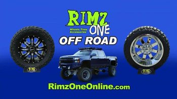 Rimz One TV Spot, 'Off Road Tires and Wheels' - Thumbnail 10