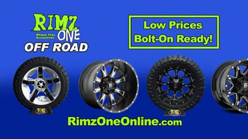 Rimz One TV Spot, 'Off Road Tires and Wheels' - Thumbnail 5