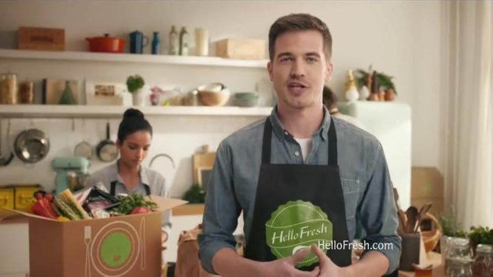 HelloFresh TV Commercial, 'Inside the Fresh Kitchen'