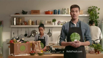 HelloFresh TV Spot, 'Inside the Fresh Kitchen' - Thumbnail 2