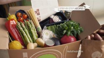 HelloFresh TV Spot, 'Inside the Fresh Kitchen' - Thumbnail 3