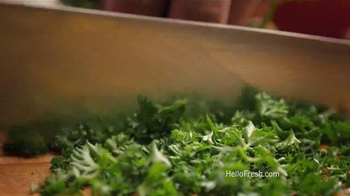 HelloFresh TV Spot, 'Inside the Fresh Kitchen' - Thumbnail 4