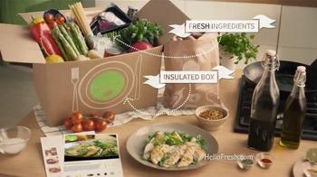 HelloFresh TV Spot, 'Inside the Fresh Kitchen' - Thumbnail 6