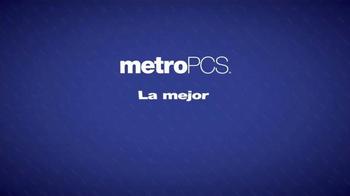 MetroPCS 4G LTE Ilimitado TV Spot, 'La Mejor de la Historia' [Spanish] - Thumbnail 1