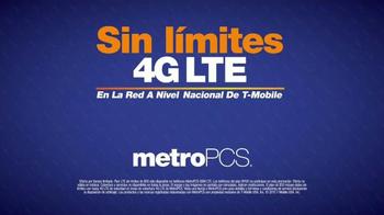 MetroPCS 4G LTE Ilimitado TV Spot, 'La Mejor de la Historia' [Spanish] - Thumbnail 10