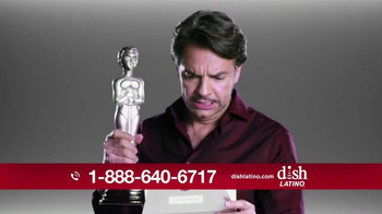 DishLATINO TV Spot, \'Inglés y Español\' Con Eugenio Derbez [Spanish]