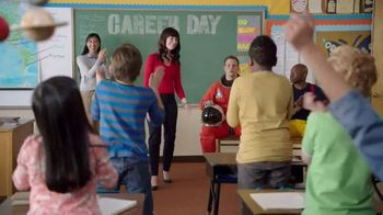 Toyota 1 for Everyone Sales Event TV Spot, 'Career Day' - 849 commercial airings