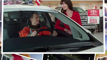 Toyota 1 for Everyone Sales Event TV Spot, 'Career Day' - Thumbnail 10