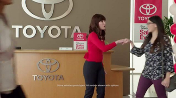 Toyota 1 for Everyone Sales Event TV Spot, 'Career Day' - Thumbnail 2