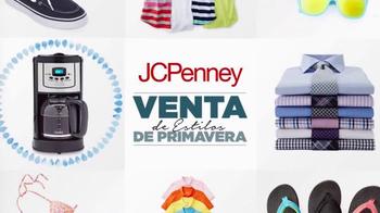 JCPenney Venta de Primavera TV Spot, 'Compras Frescas' [Spanish] - Thumbnail 1