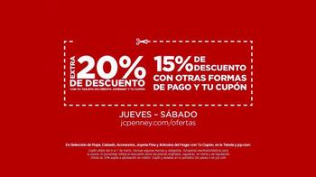 JCPenney Venta de Primavera TV Spot, 'Compras Frescas' [Spanish] - Thumbnail 2