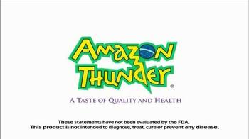 Amazon Thunder TV Spot, 'Taste of Health' - Thumbnail 1