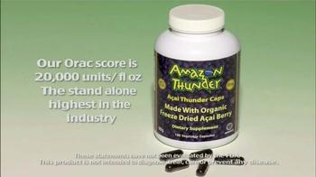 Amazon Thunder TV Spot, 'Taste of Health' - Thumbnail 5