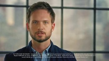 USA Characters Unite TV Spot, '2015 USA Unites Award' Ft. Patrick J. Adams - 359 commercial airings
